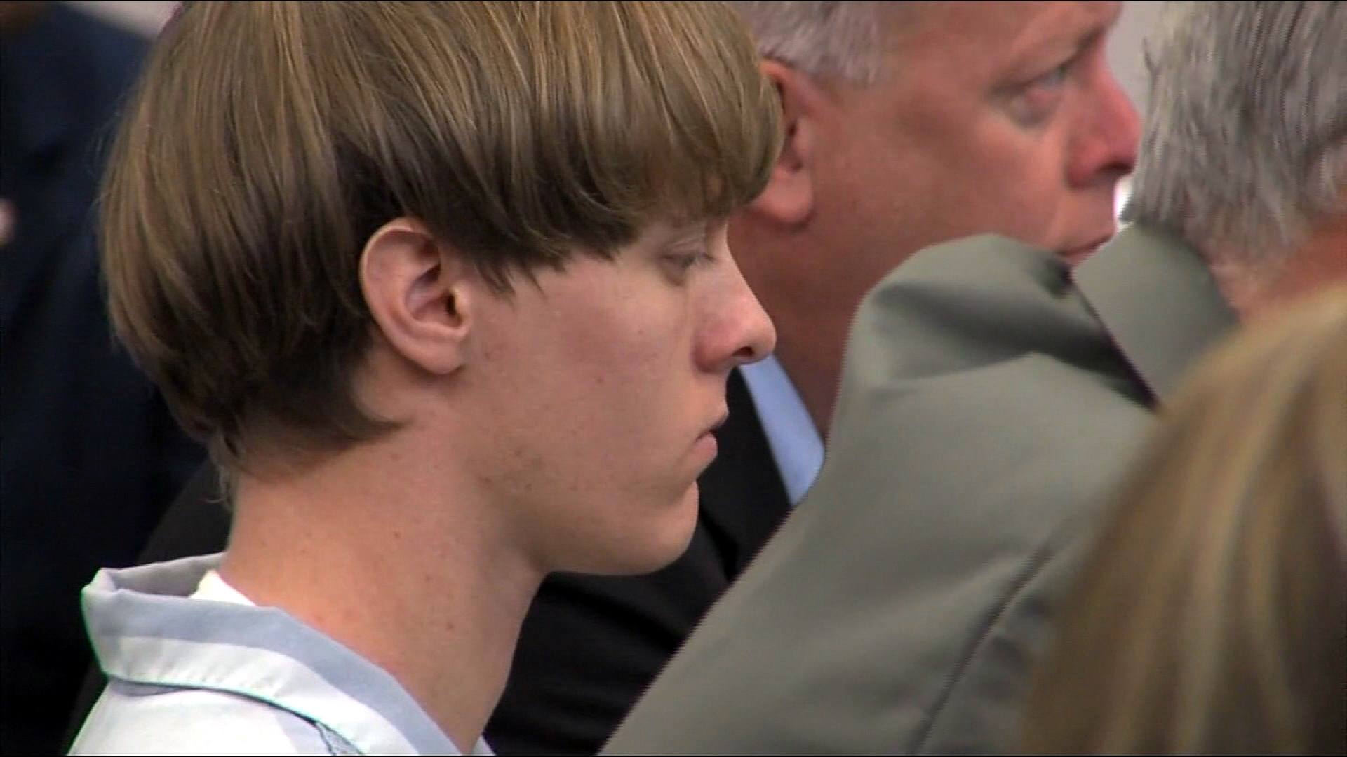 New Competency Hearing For Dylann Roof Today Wltx Com