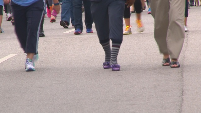 Walk A Mile In Their Shoes Columbia Sc