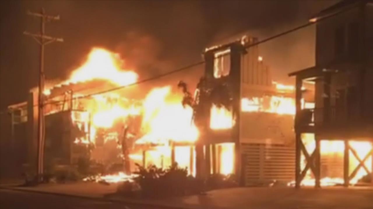 Myrtle Beach Breaking News Fire