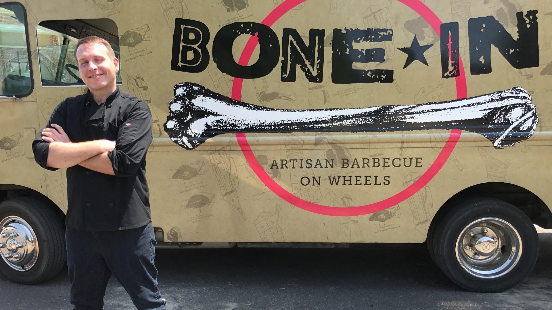 Bone In Bbq Food Truck